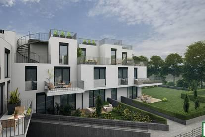 KEINE PROVISION - TOLLES INVESTMENT nahe den Weingärten - NEUBAUPROJEKT in Mauer!! Hochwertiger Ausführung! 3 Zimmer + Terrasse/Gartenbereich!!