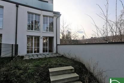Provisionsfreier Luxus Neubau nähe Korneuburg mit Garten + Terrasse! Garage!