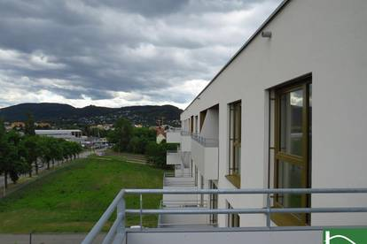 Die Grazer Reininghausgründe in Eggenberg ~ praktische und top moderne 2-Zimmer Wohnung mit Balkon ~ provisionsfrei mieten!
