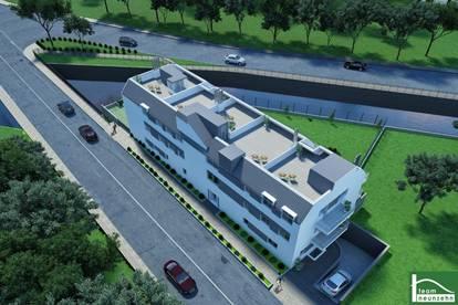 Provisionsfreie 3-Zimmer Garten- und Terrassenwohnung mit einer südseitigen Ausrichtung - Hauptplatznähe