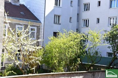 AUFGEPASST! WOHNEN IN TOP RUHELAGE DES 21. BEZIRKS! Ideal aufgeteilte 80 m² Wohnung mit 3 Zimmern! 3er WG-geeignet!