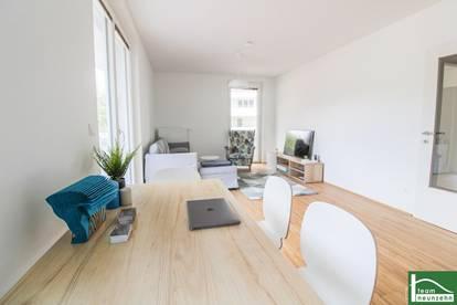 Die letzten freien Wohnungen in der Green City! - über 100m² Nutzfläche - Panoramaterrasse mit Südwestausrichtung!