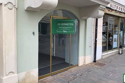 Geschäftsfläche mit großem Lager direkt auf der Hauptstraße in Eisenstadt! JETZT ZUSCHLAGEN! WORAUF WARTEN SIE NOCH?