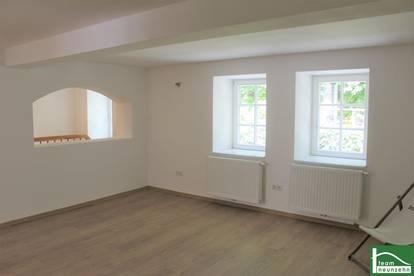 Tolle Lage! Erstbezug nach Sanierung! Charmante 3 Zimmer Wohnung im Herzen von Stockerau!
