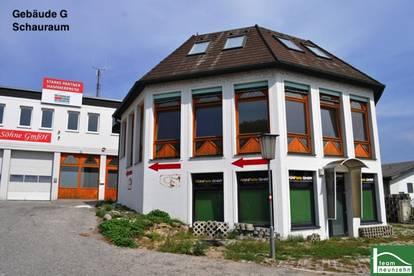 Lager, Werkstatt, Büro, Geschäft! Industriegelände Donnerskirchen! Ab 25 € Netto/Monat! 10 min nach Eisenstadt! 10 m² - 1500 m² !!!