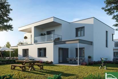 Wunderschöne Häuser, nur 15 Minuten von der Stadtgrenze Wien entfernt. RUHELAGE!