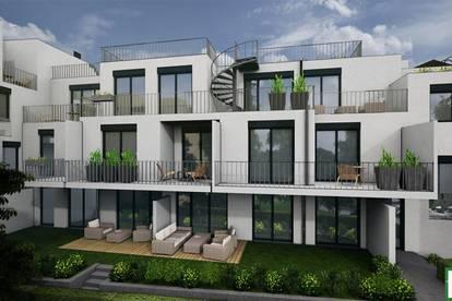 IHR NEUES ZUHAUSE - PROVISIONSFREI - HOCHWERTIGE AUSSTATTUNG - NEUBAU! 3 Zimmer + Terrasse und Garten!