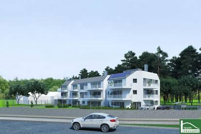 !Provisionsfreie 4-Zimmer Balkon- und Terrassenwohnung mit einer südseitigen Ausrichtung! Nähe Wien!