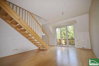 Charmante 3-Zimmer-Wohnung mit Blick ins Grüne! Balkon in Hofruhelage! Idyllisches Wohnen garantiert!