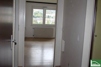 3 Zimmer Wohnung - ZENTRAL BEIM BAHNHOFFamilienwohnung mit Loggia - in Mürz