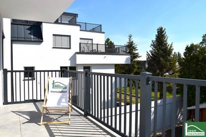 LUXUSPROJEKT – 22. Bezirk – RARITÄT! Hochwertige Ausstattung! ABSOLUTE RUHELAGE! 130m2 Wohnfläche auf einer Ebene + Balkon! IHR NEUES EIGENHEIM!