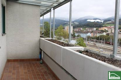 3 Zimmer Wohnung - ZENTRAL BEIM BAHNHOF