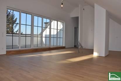 Provisionsfrei! Dachgeschoss-Traum mit zwei Terrassen zum Vermieten mit USt. Ausweisung!