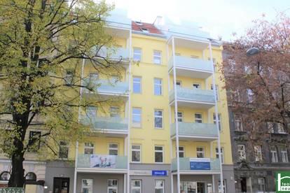Dachgeschosstraum in Leopoldstadt
