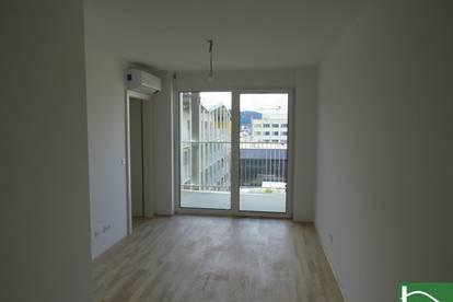 Coole 2-Zimmer-Wohnung mit top Innenausstattung! Wohnen in der Smart City! 4. Grazer Bezirk! Nähe Hauptbahnhof