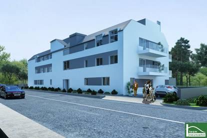!!!TOLLE ANBINDUNG - NÄHE WIEN - Provisionsfreie 2-Zimmer Balkonwohnung mit einer südseitigen Ausrichtung!!!
