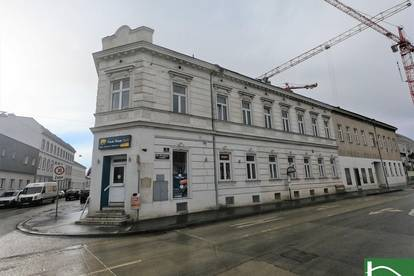 HOHE FREQUENZ GESUCHT? Renoviertes Geschäftslokal in idealer Lage! - Perfektastraße / Ecke Triester Straße