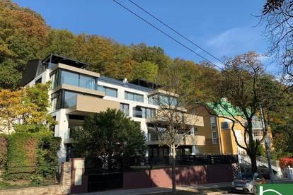 Der pure Luxus am Cobenzl! Provisionsfreie Erstbezugs - Neubauwohnung mit großer Terrasse!