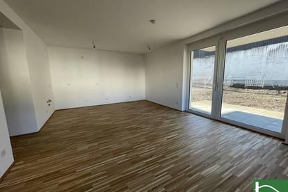 3-Zimmer Wohnung mit eigenem Garten und tollem Ausblick.! ERSTBEZUG! NEUBAU! SOFORT VERFÜGBAR!!!