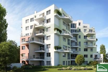 FLAIR CITY LIVING! Neubau-Erstbezugswohnungen!