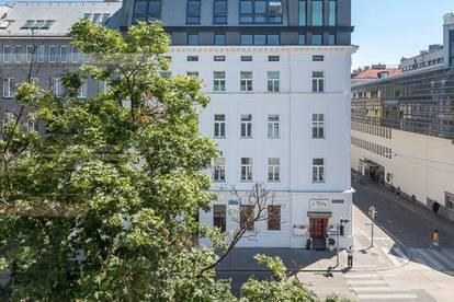 Wunderschönes Büro oder Praxis in top-saniertem Gründerzeithaus bei der Volksoper