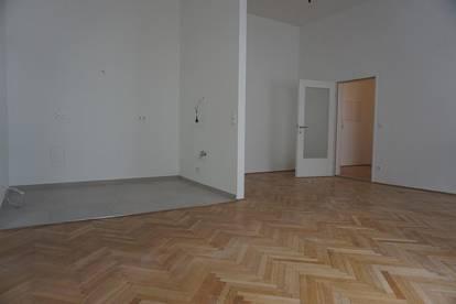 2-Zi Wohnung im Zentrum von Linz - Jugenstilwohnung im 1. OG
