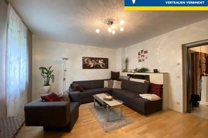 Freundliche und gepflegte 3-Zimmer-Wohnung (mit KFZ-Stellplatz)