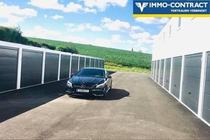 Neue Garage in Linz Land zu mieten!