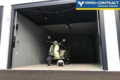 Motorradgaragen, endlich genug Platz für Ihr Hobby!