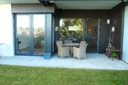 Exklusive Gartenwohnung mit Stil und Flair