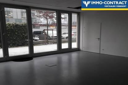 Geschäftslokal in gut frequentierter Lage mit großen Schaufenstern!