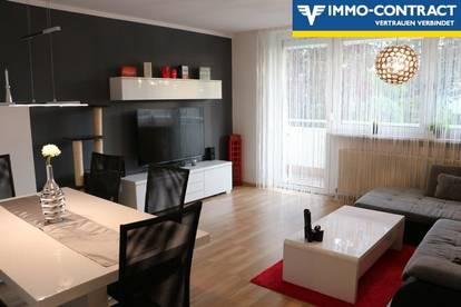 Freundliche & helle 3 Zimmer-Wohnung in ruhiger, stadtnaher Lage
