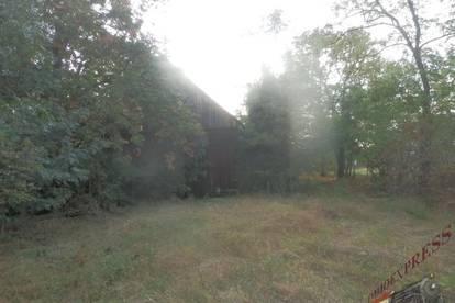 Riesen-Grundstück mit Abbruchhaus, Bauträgereignung, RESERVIERT