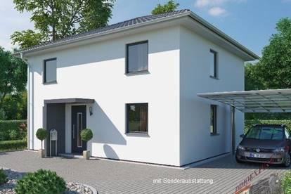 Toskanavilla - Provisionsfrei für den Käufer - Grundstücke sind seperat zu kaufen 1 bzw. 2 Reihe