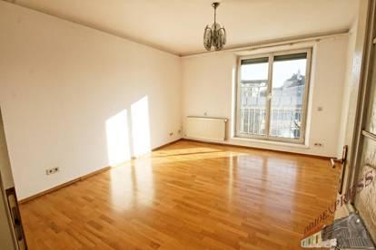 Helle 2-Zimmerwohnung nahe U3!