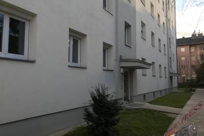 Sehr schöne aufgeteilte 2 Zimmerwohnung Nähe Rathauspark in Schwechat