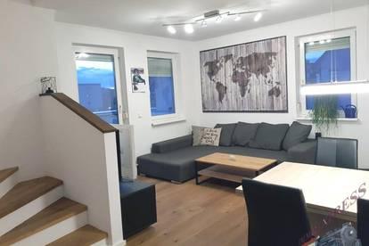 Wohnung mit Blick auf den Anninger - mit zwei Terrassen - Maisonette - Ruhelage !