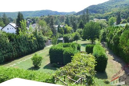 Helle und wunderschöne, ruhige Eigentumsmaisonette – mit Gartenanteil in Mödling