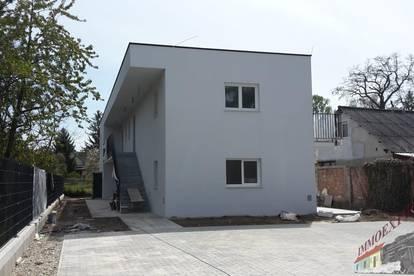 Neubau Garten Mietwohnungen in Strasshof