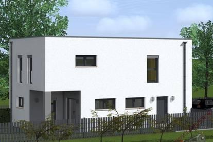 Einfamilienhaus in Massivbauweise auf ca. 900m² Baugrund in Wr. Neustadt