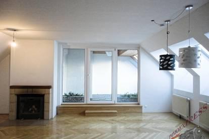 Eine moderne, große Maisonette-Wohnung wartet auf Sie! - inkl. Dachterrasse und Garage!