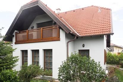 Einfamilienhaus in ruhiger Siedlungslage wartet auf Sie! - 20min nach Wien!