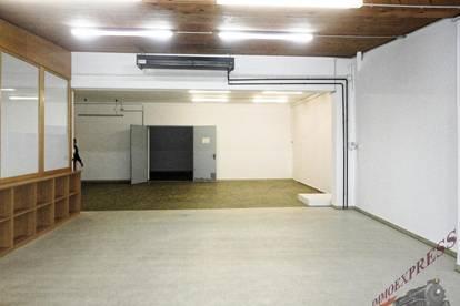 Top-Zustand! Nutzung als Lagerhalle/Schauraum/Geschäftslokal und Büro -barrierefrei