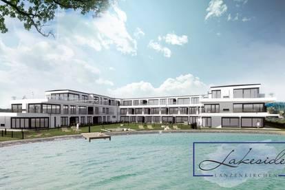 Luxuswohnung Top 6 mit Loggia, Eigengarten und Privatsee am Golfplatz - PROVISIONSFREI