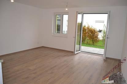 Nähe Fischamend - Sehr gut gelegene 3 Zimmer Eigentumswohnungen im 1. Stock mit Garten - NEUBAU