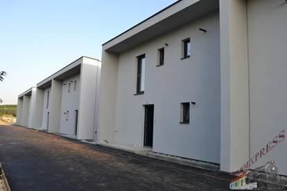 NUR MEHR 1 DOPPELHAUSHÄLFTEN ZUR VERFÜGUNG - Gut gelegene Doppelhaushälfte in Enzersdorf an der Fischa