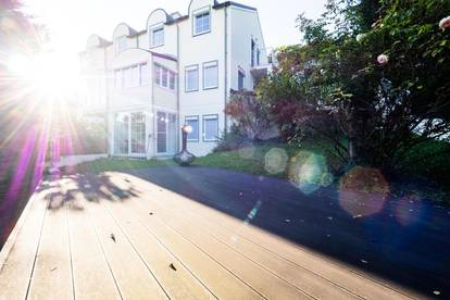 Phänomenale Doppelhaushälfte 5 Zimmer, Leben MIT der Natur, in aller Ruhe, am Ölberg! Klosterneuburg