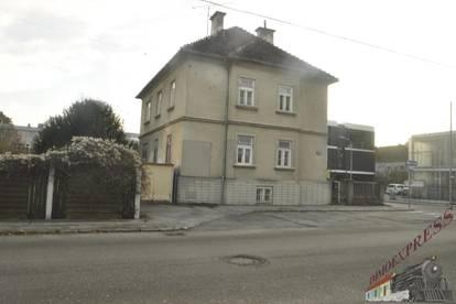 Jugendstilhaus - Sanierungsbedürftiges Juwel am Stadtwald