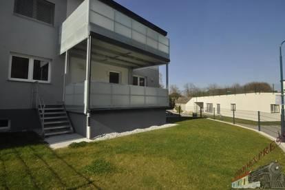 Wunderschöne Neubau - Luxuswohnung mit großer Terrasse und Aussicht ins Grüne