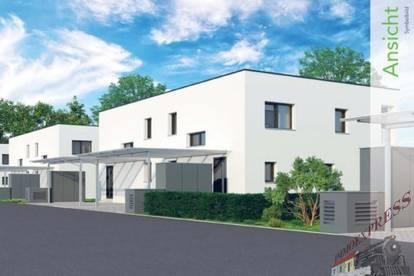 Familienhit! Doppelhaushälfte ca.120m² - 4 Zimmer_Erstbezug! 20min nach Wien